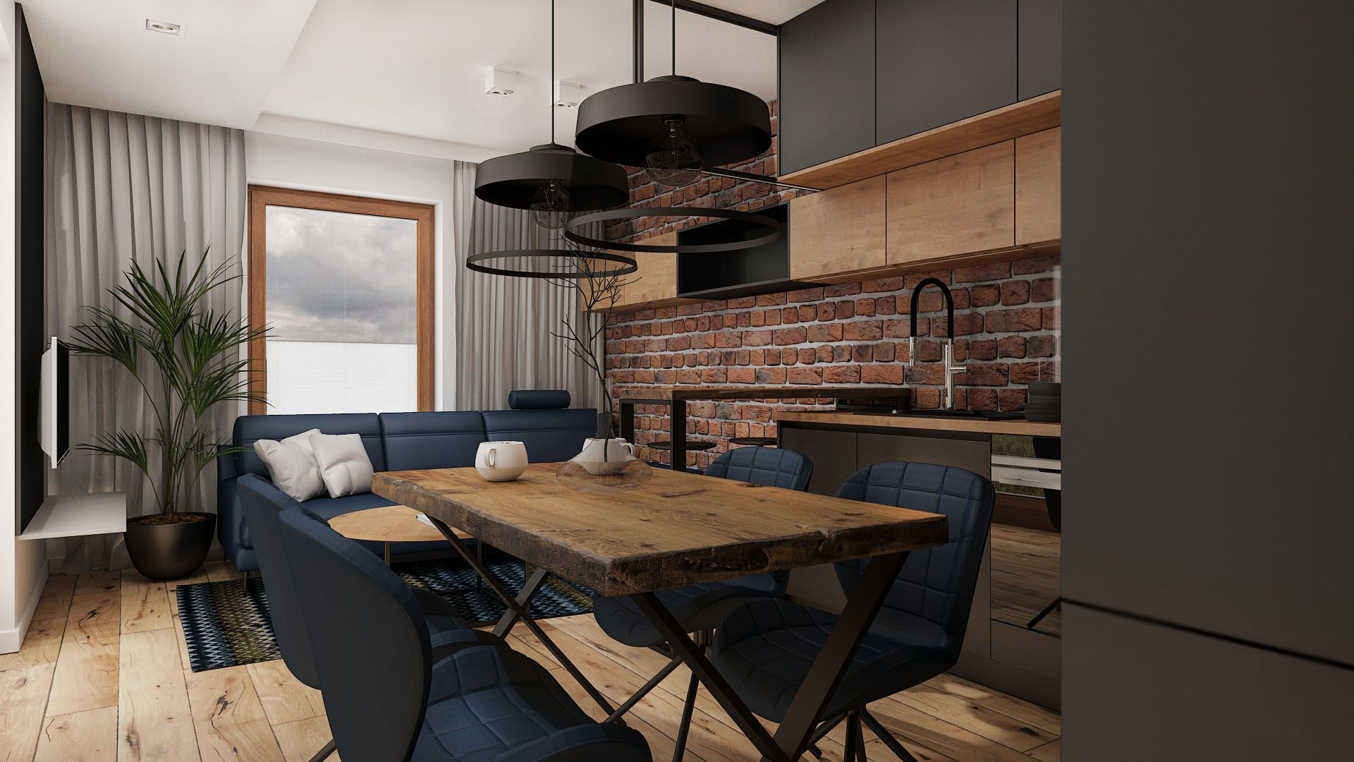 Kuchnia Z Salonem Kitchen Design Luxury Kitchen Design Home Kitchens