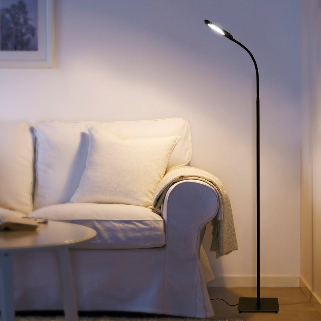 I Have Been Sent An Aglaia Led Floor Lamp To Check Out My Name Is Jay And I Am A Lighting Addict I Am Only Half Joking Ga Reading Lamp Floor Floor