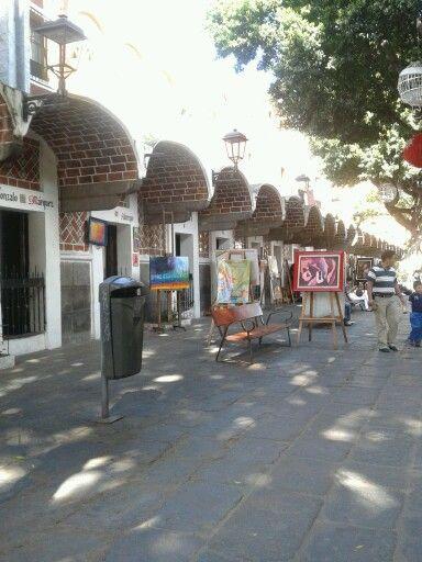 Barrio del artista :3