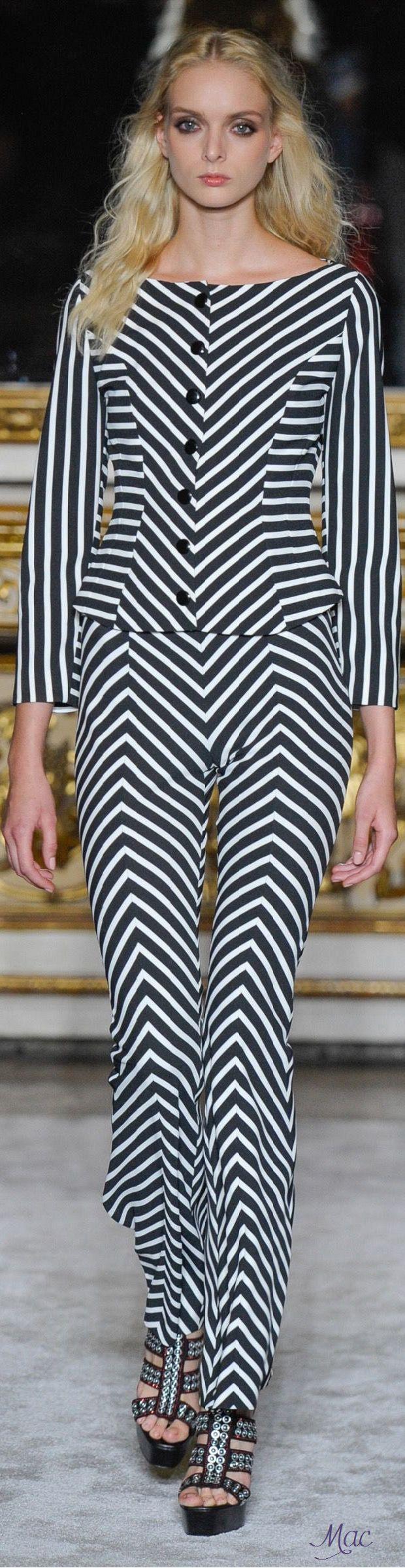Spring 2016 Ready-to-Wear Roccobarocco: