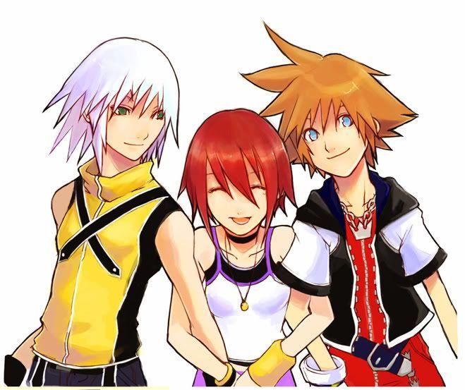 Final Kingdom: Kingdom Hearts FanArt