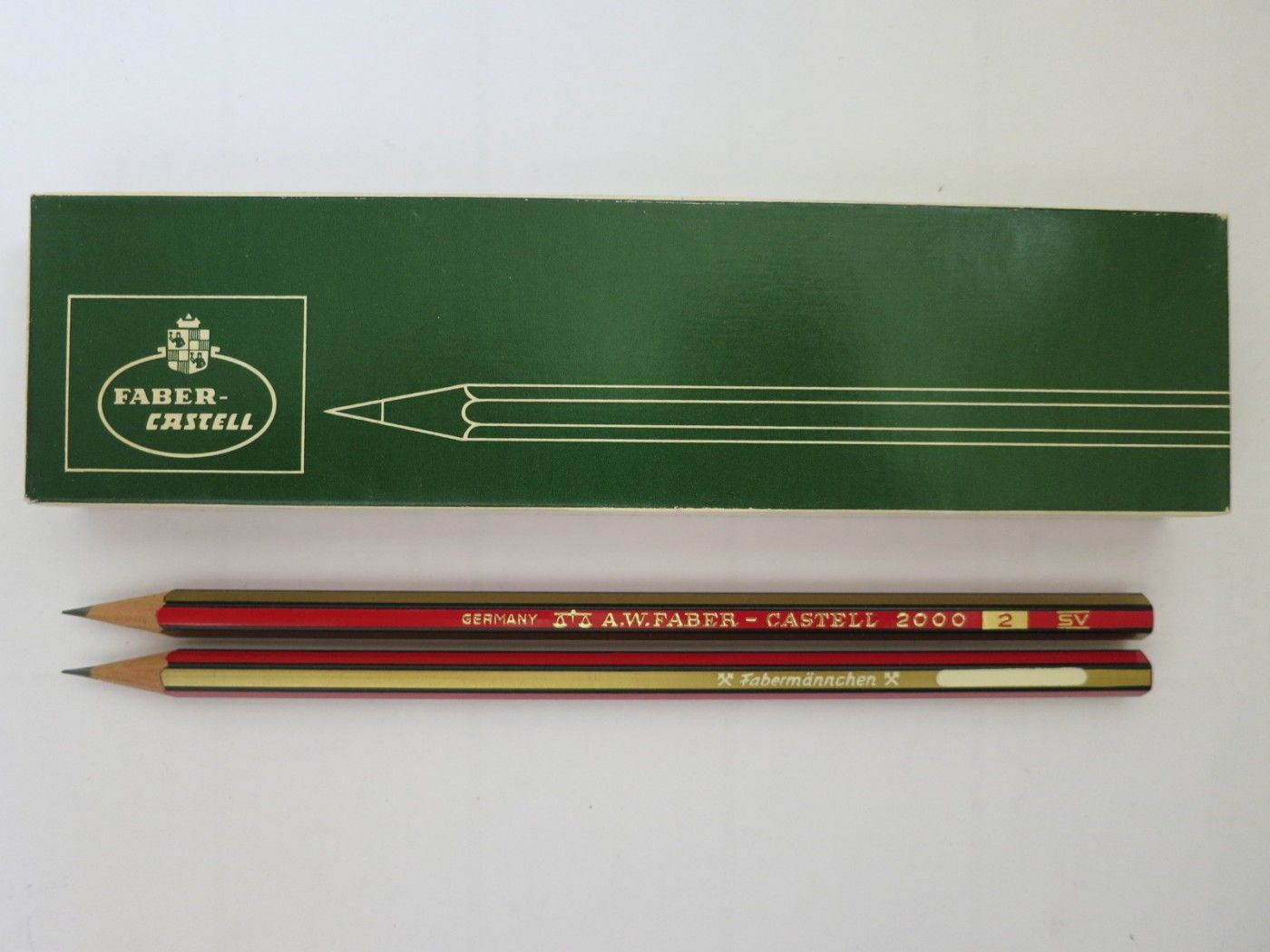 Vintage A W Faber Castell 2000 Pencil 2 Fabermannchen Made In Germany Vintage Pencils Pencils Artist Supplies Artist Supplies Faber Castell Led Pencils