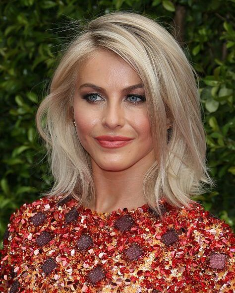 Hair Blonde Long Bob Julianne Hough 61 Ideas For 2019 ...