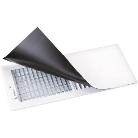 Free Shipping On Orders Over 35 Buy Deflecto Mvcx 512 Magnetic Vent Covers 5 X 12 At Walmart Com Vent Covers Floor Vents Floor Vent Covers