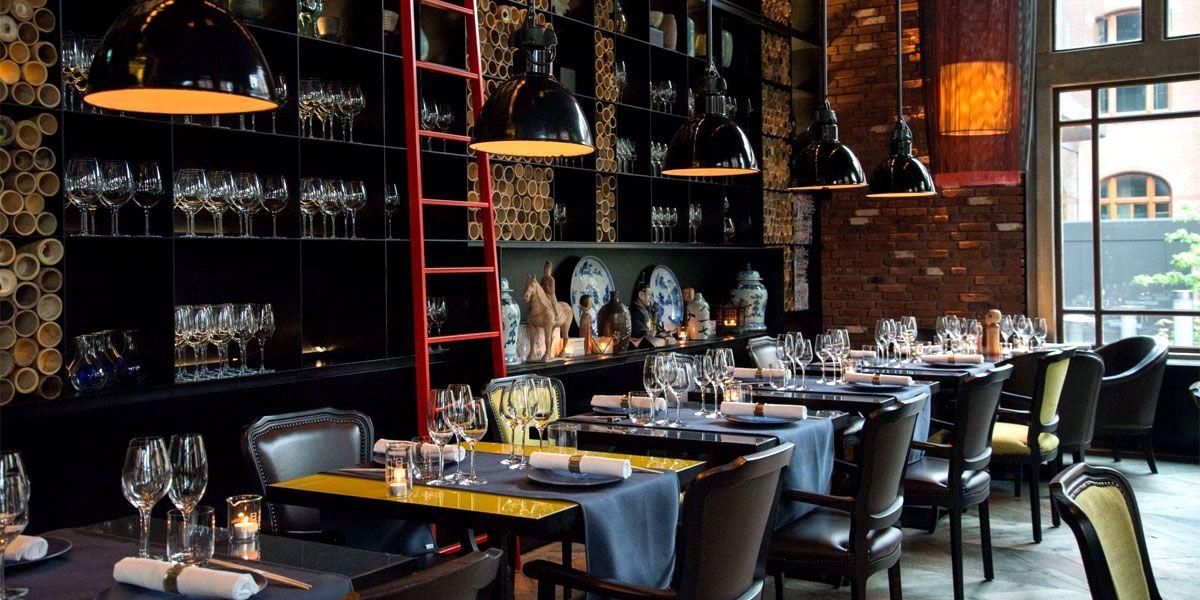 private dinner amsterdam