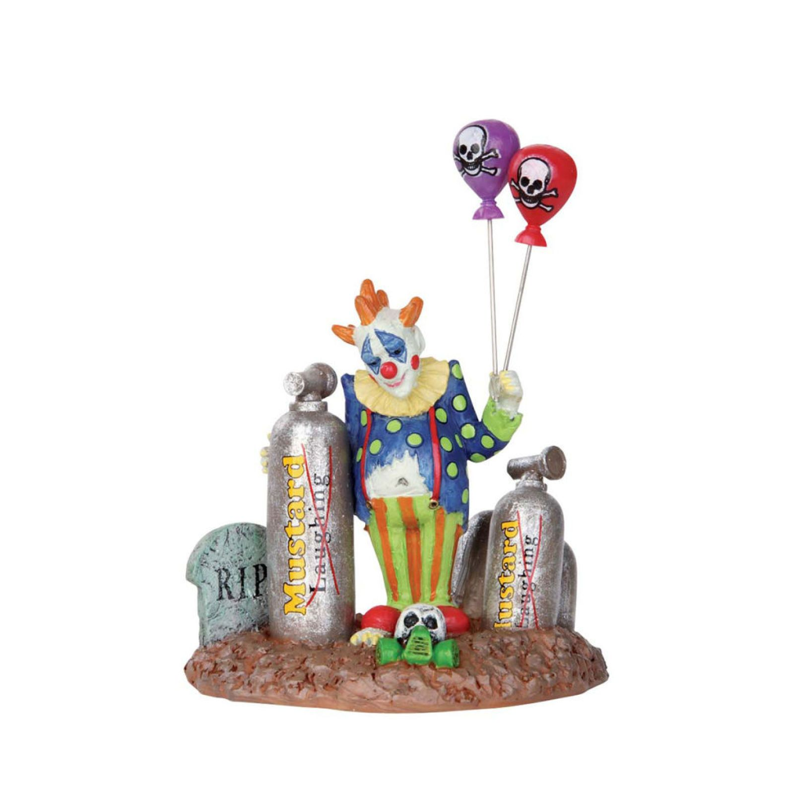 Lemax® Spooky Town® Collection Balloon Clown Lemax
