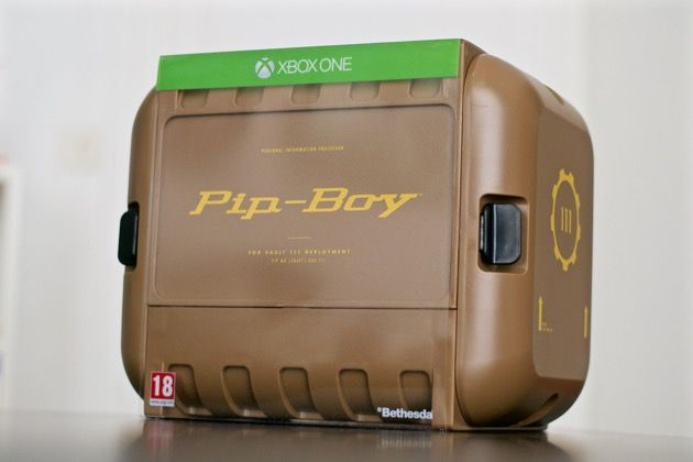 [Unboxing] Fallout 4 Edition Collector Pip Boy