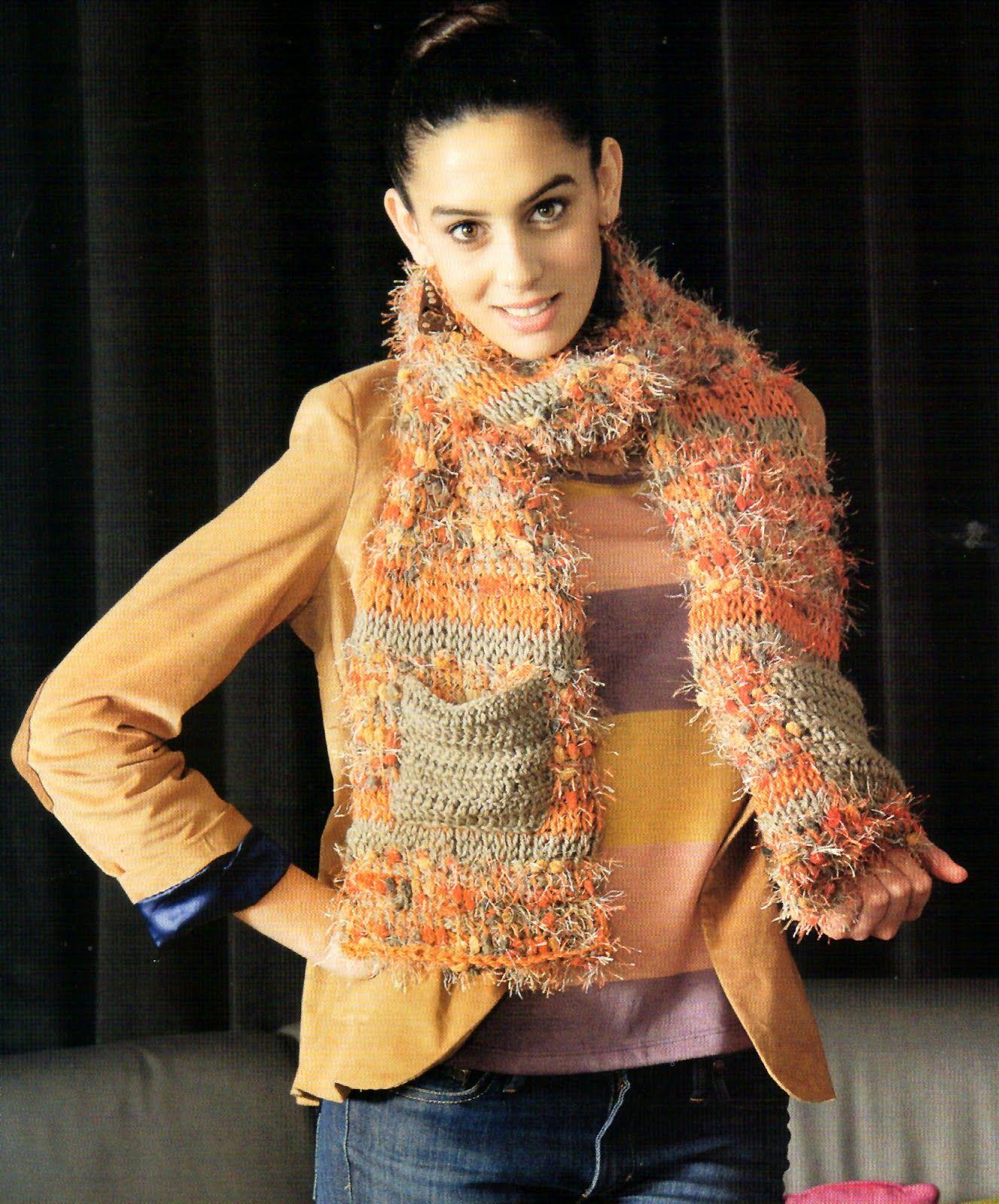 Vistoso Patrón De Crochet Libre De La Capucha Capucha Elaboración ...