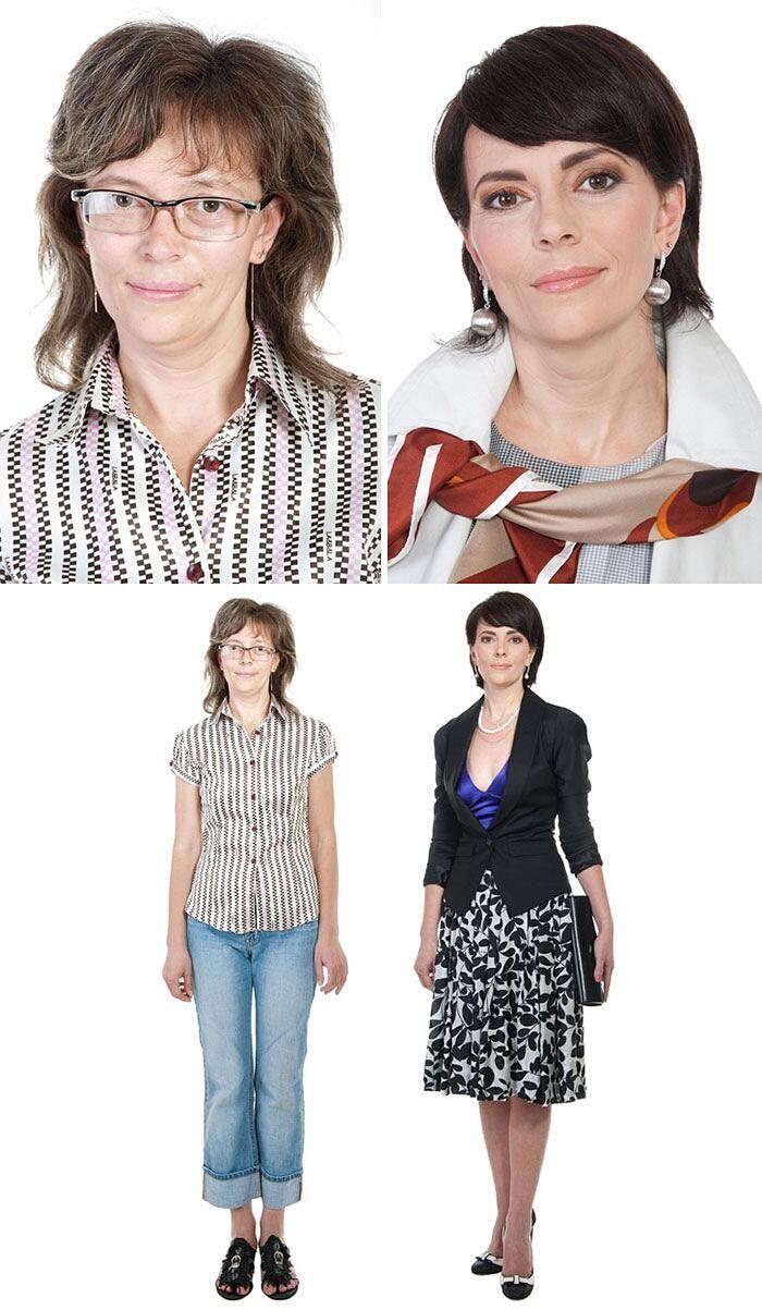 Quando il look fa la differenza: 35 trasformazioni ...