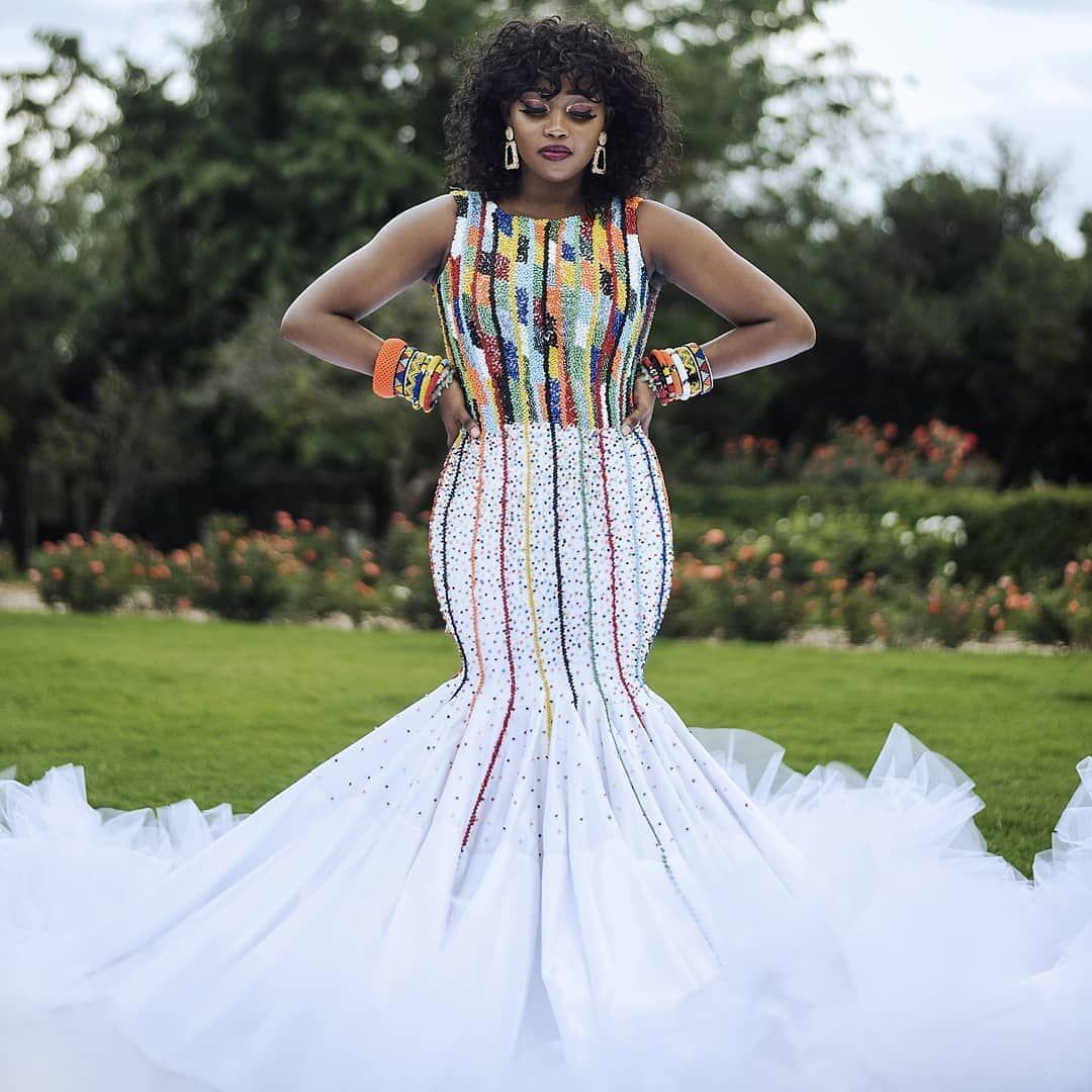 Stunning Zulu Bridal Inspiration. Zulu traditional