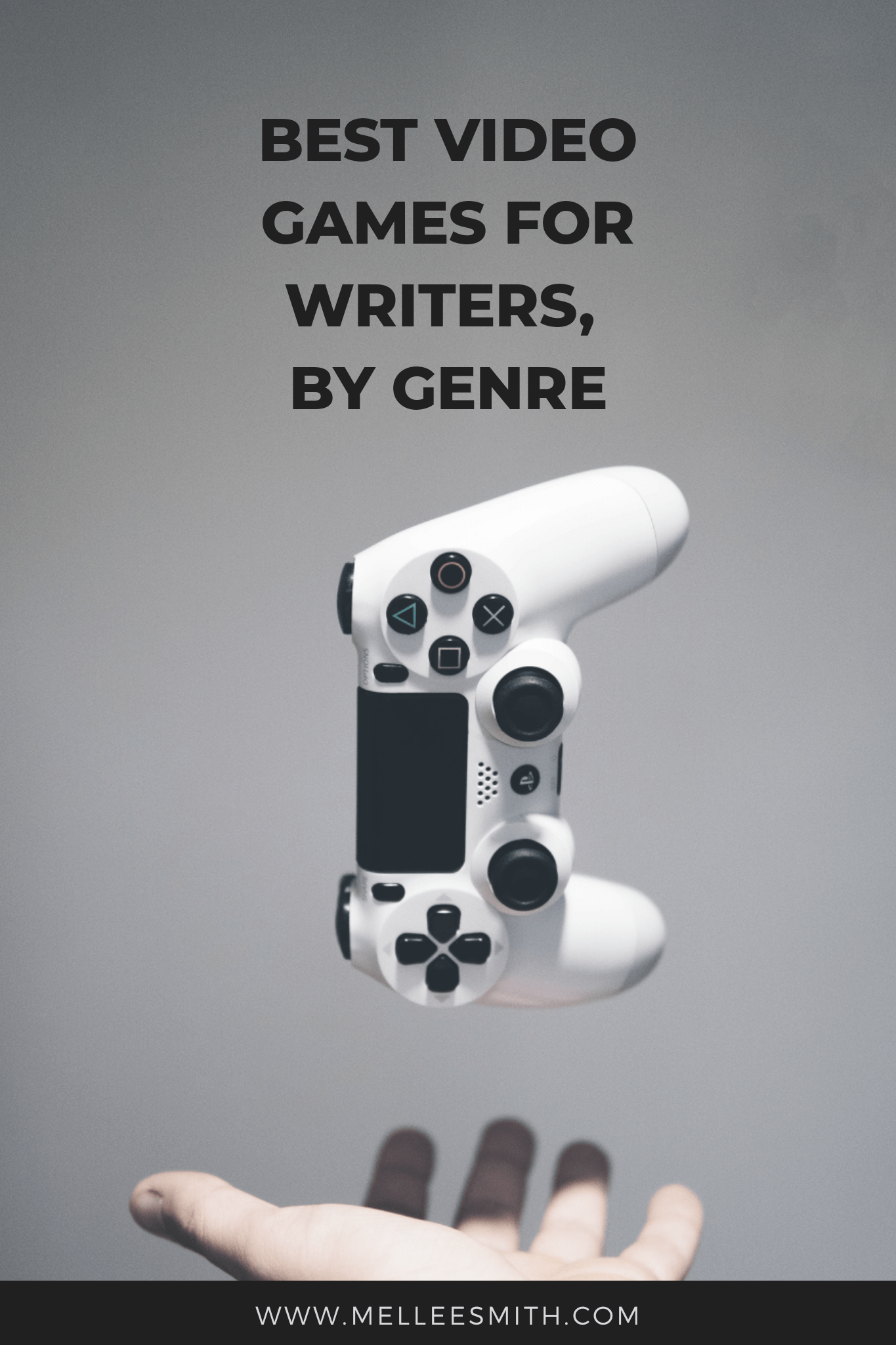 The best video games for writers by genre  Mel LeeSmith