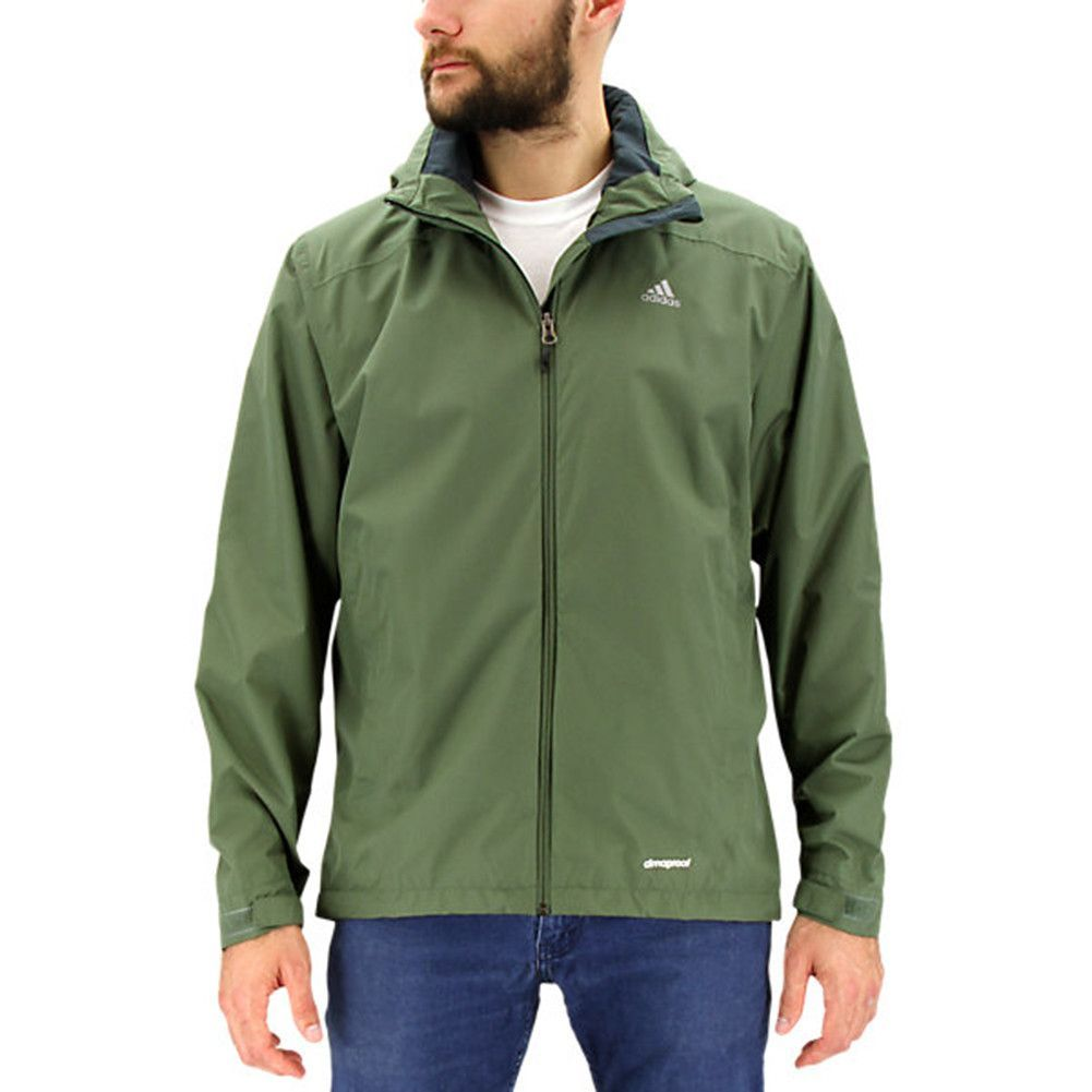All Outdoor 2L Wandertag Solid Jacket by adidas Sport Performance