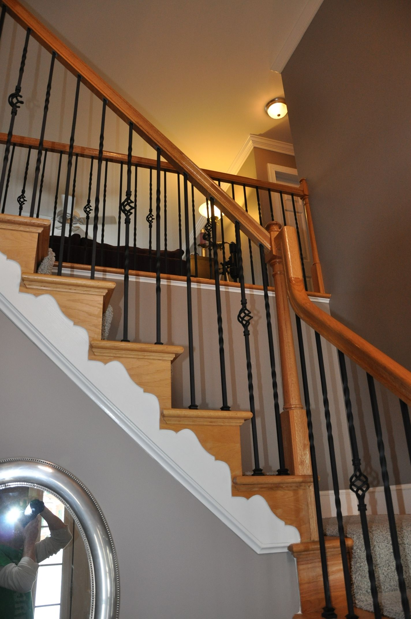 Best Wrought Iron Stair Spindles We Supply Wrought Iron 400 x 300