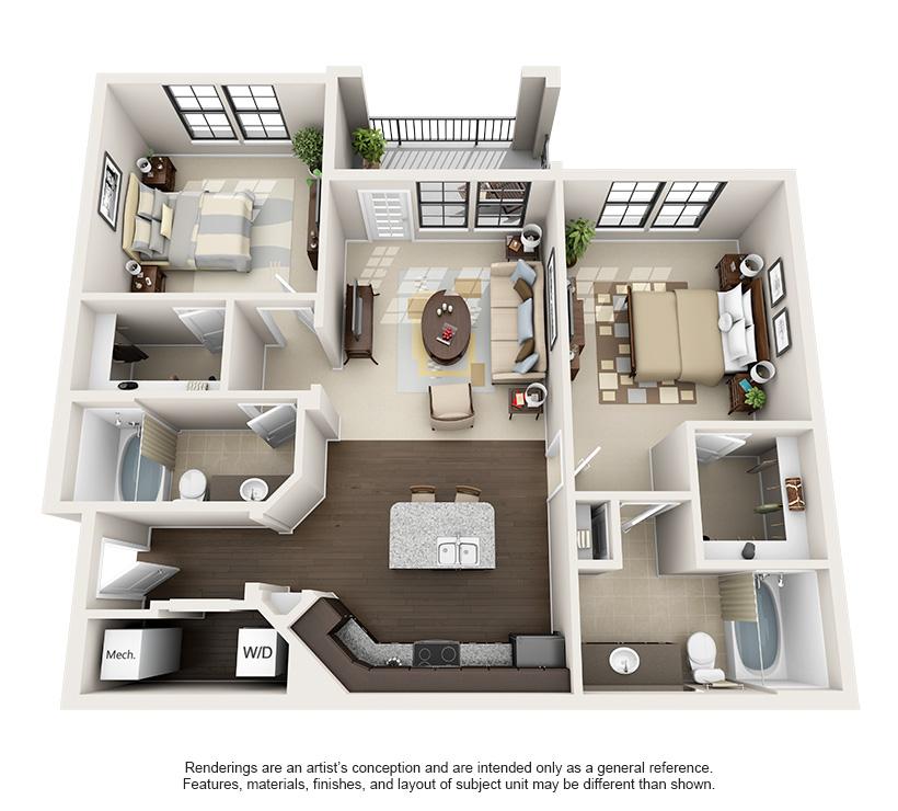 1 2 3 Bedroom Birmingham Al Apartments Layouts Steadfast Apartment Rental Floorplans Birmingh Apartment Layout Floor Plan Design Apartment Plans