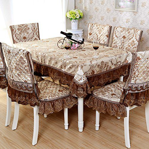 European Table Cloth,Chair Covers Cushions Set, Table Cloth,Chair Covers  Tablecloth