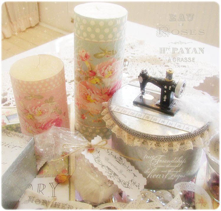 Shabby Sewing