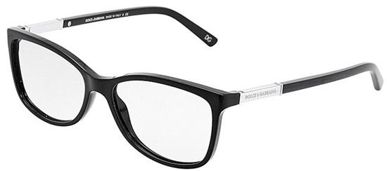 0c149015f31 Dolce   Gabbana DG 3107 Logo Plaque 501. Dolce Gabbana LogoGlasses FramesBlack  ...
