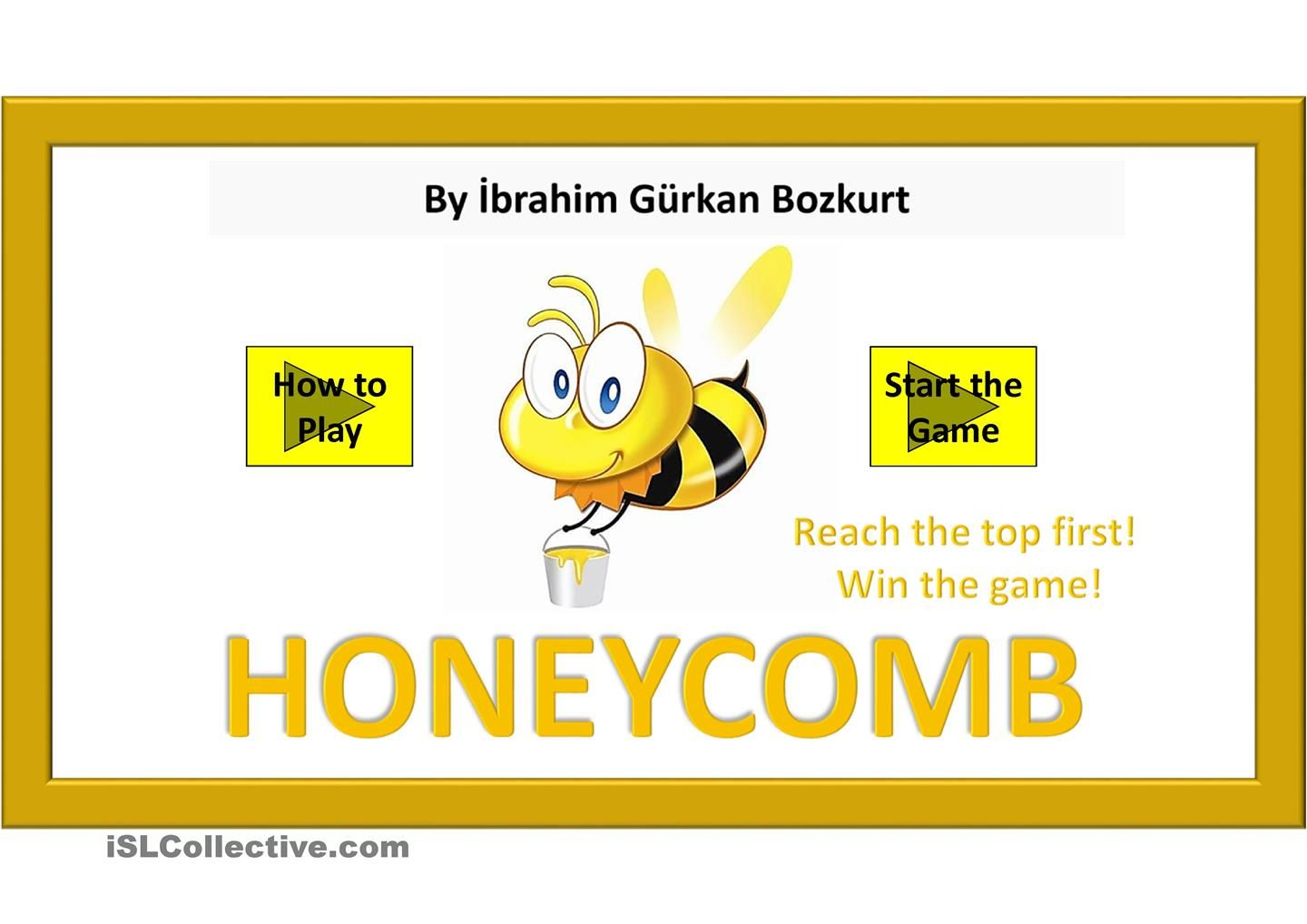 Honeycomb Reach The Star Game Games To Play Games Teaching [ 1018 x 1440 Pixel ]