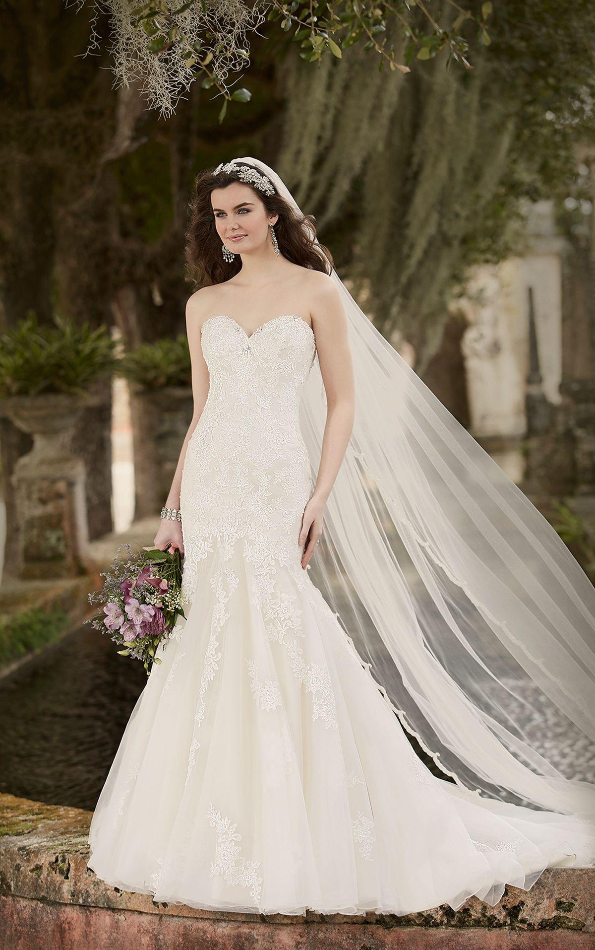25 Beautiful Classic Wedding Dresses For Bride Look More Beautiful