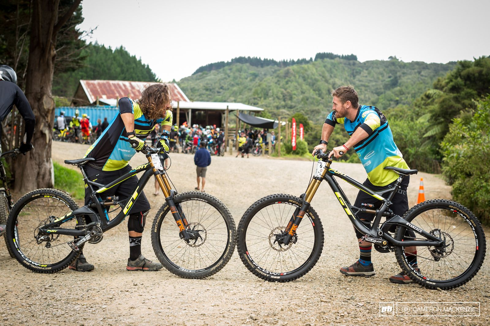Wyn And Brook S Gt Fury Dh Bikes Nz National Round 1