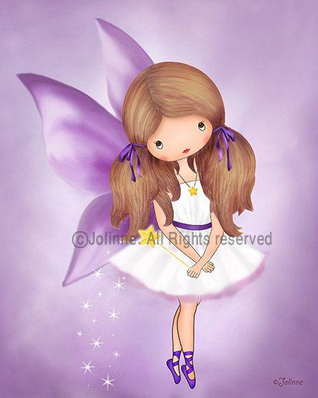 Fairy+Art+Print++Angel+Wall+Art+Child+Wall+Art+Toddler+by+jolinne,+$15.00