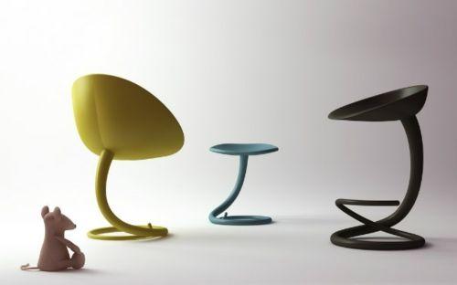 Barhocker Designer 48 moderne barhocker designs mit lehnen schicke attraktive ideen
