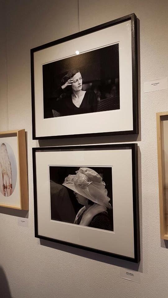 | Marisa Bonzón Fotografía endiciembre 23, 2016  22 de diciembre invitación a muestra de foto /fiesta fin de año de RADIOACTIVO con Esteban Prol y Gaby Delelisi en estudio de fotografía JZ Photo Studio en Palermo.