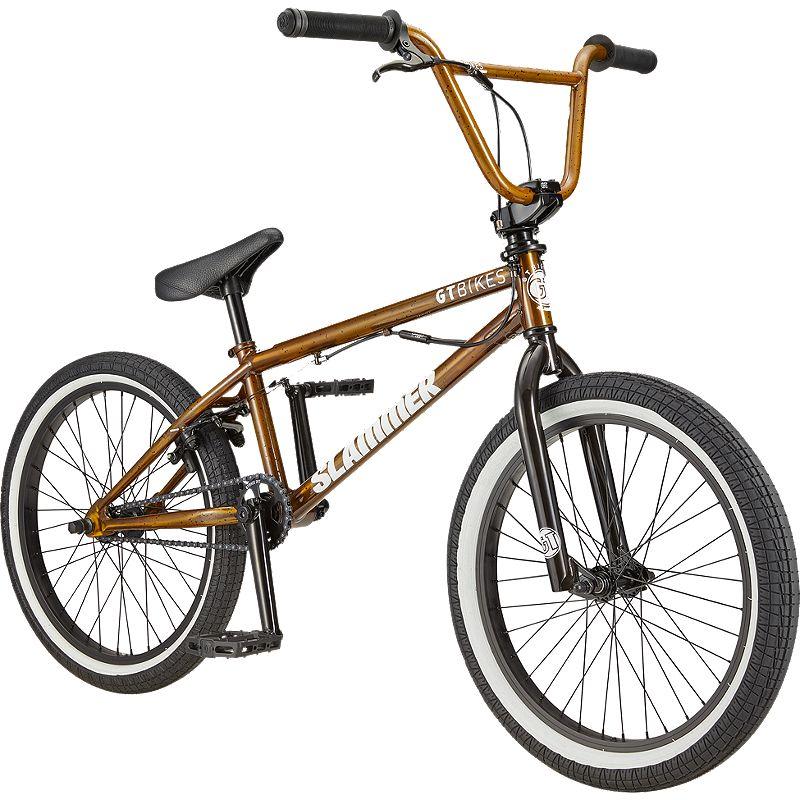 GT Slammer Men's BMX Bike 2019 Gold
