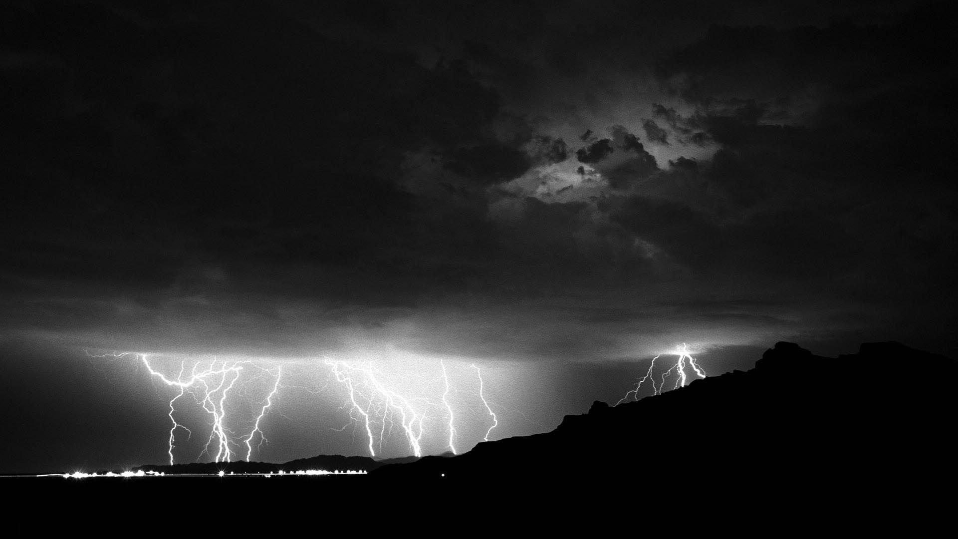Thunderstorm Wallpapers Lighting Thunder Pictures on the