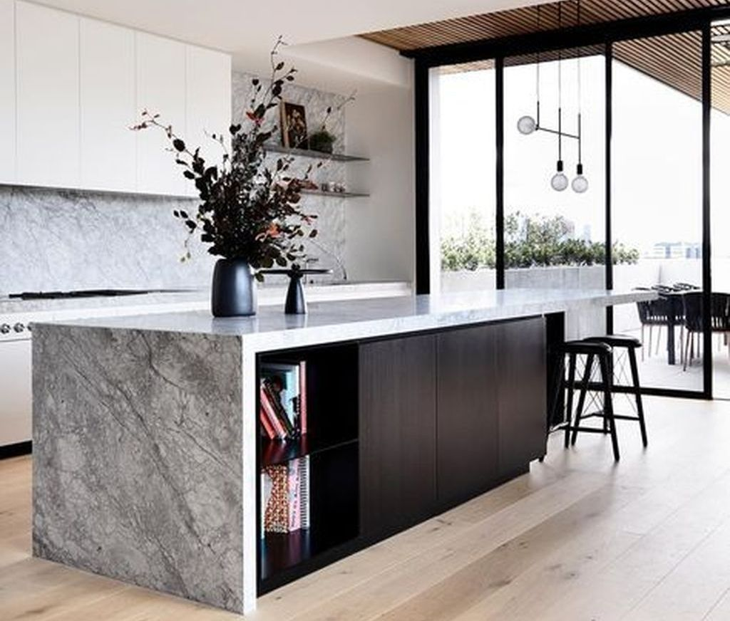 35+ Cool Kitchen Design Ideas With Temporary Looks in 2020 | Kitchen design, Cool kitchens ...