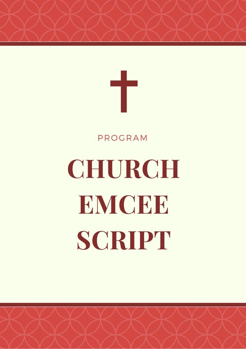 Welcome Speech For Church Anniversary Program Pastor Anniversary