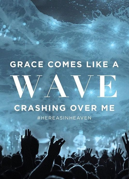 Grace Comes Like A Wave Download Elevation Worships Album Here - Elevation here