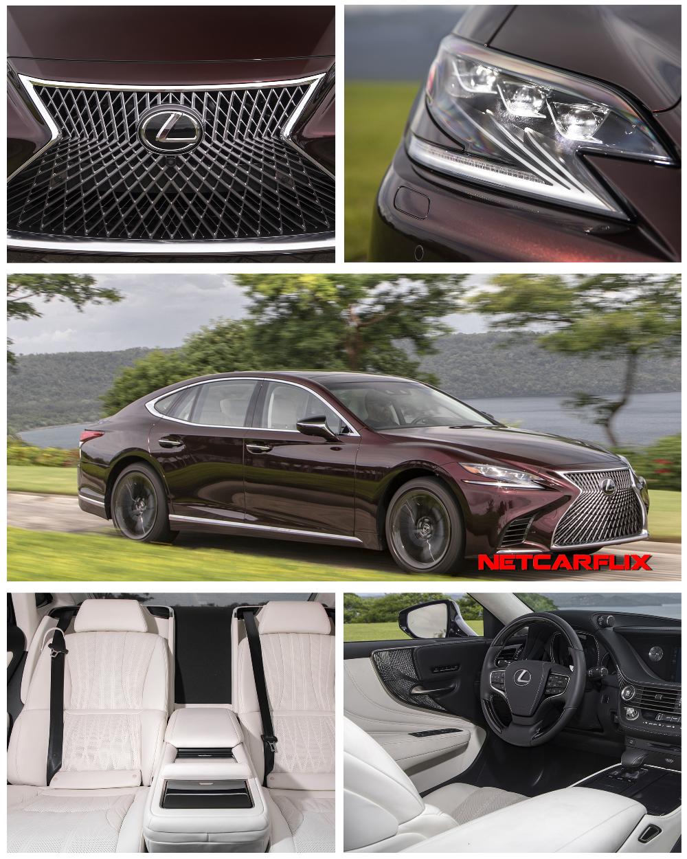 2020 Lexus Ls 500 Inspiration Series Dailyrevs Lexus Ls Lexus 20 Inch Wheels