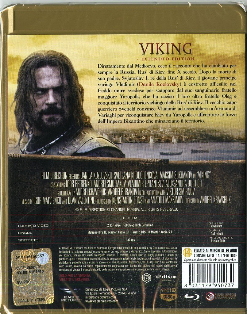 Viking - Extended Edition (Blu-Ray) #Extended, #Viking