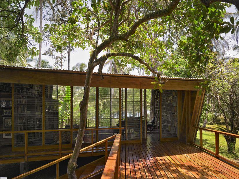 Casa Kike / Gianni Botsford Architects,Cahuita, Costa Rica