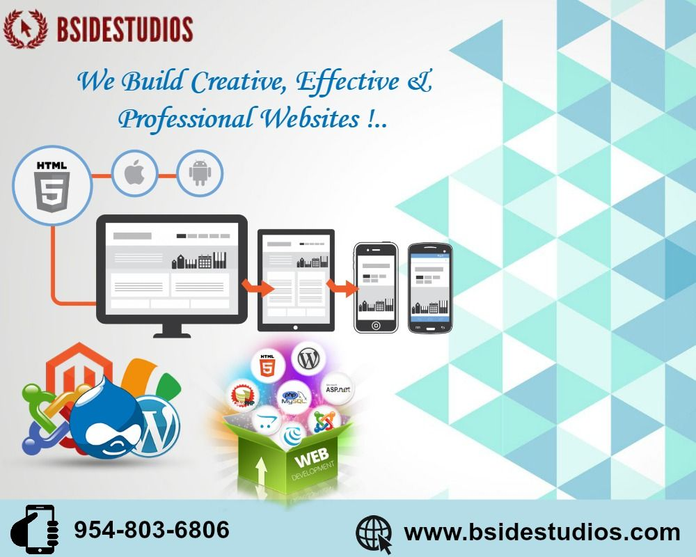 Affordable Web Design Company In Fort Lauderdale Affordable Web Design Web Design Web Design Company