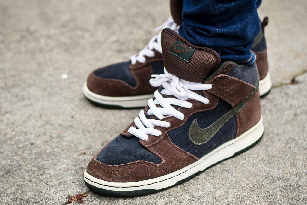 See how the Nike Dunk High SB Paul Brown look on feet before you buy in  this review video. Find out where to buy these Nike Dunk High SBs online! d002b0eeebb