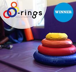 O-Rings: Sensory Learning Playthings by Increment