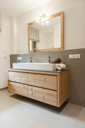 Spaltholzwande Turen Bader Holzdecken Holzboden Buroraume Arztpraxen U V M Von Ihrem Einrichter Bad Gunstig Renovieren Badezimmer Gunstig Badezimmer Diy