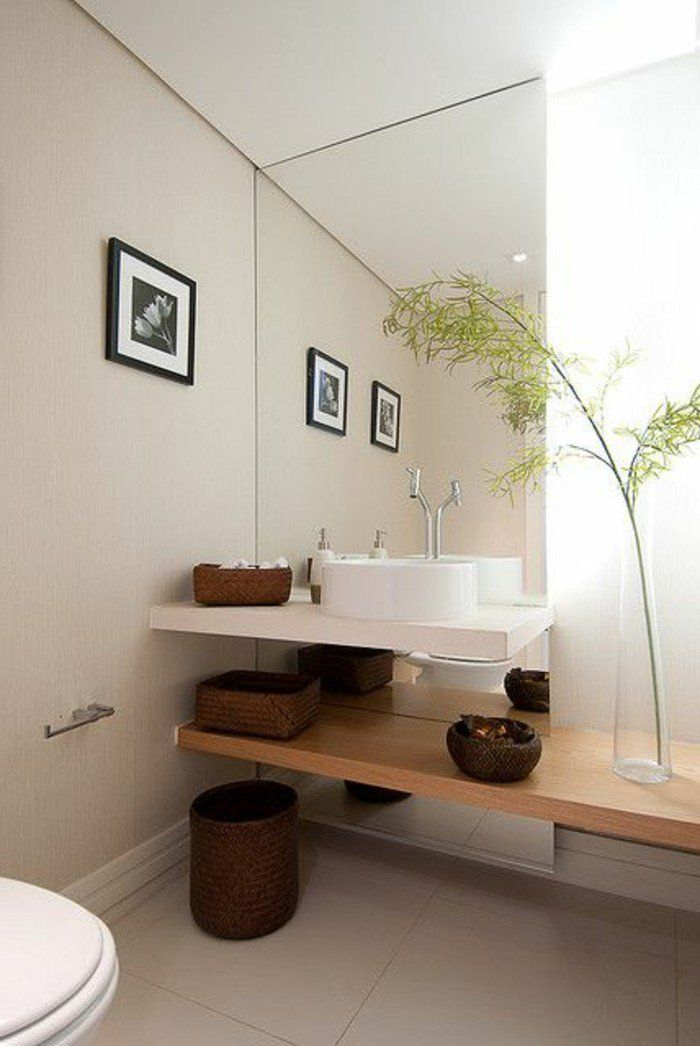 comment cr er une salle de bain zen sdb salle de bain salle de bain zen et d coration. Black Bedroom Furniture Sets. Home Design Ideas