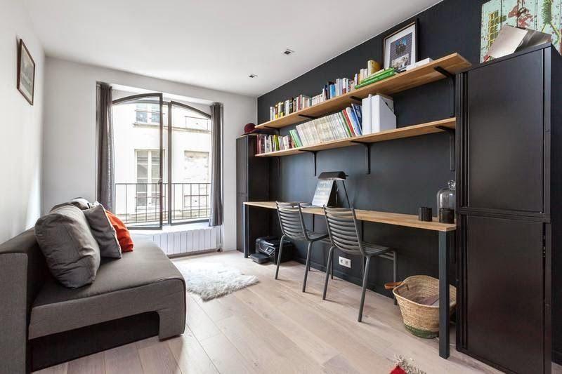 [style]: Beautiful Paris Black And White Rental