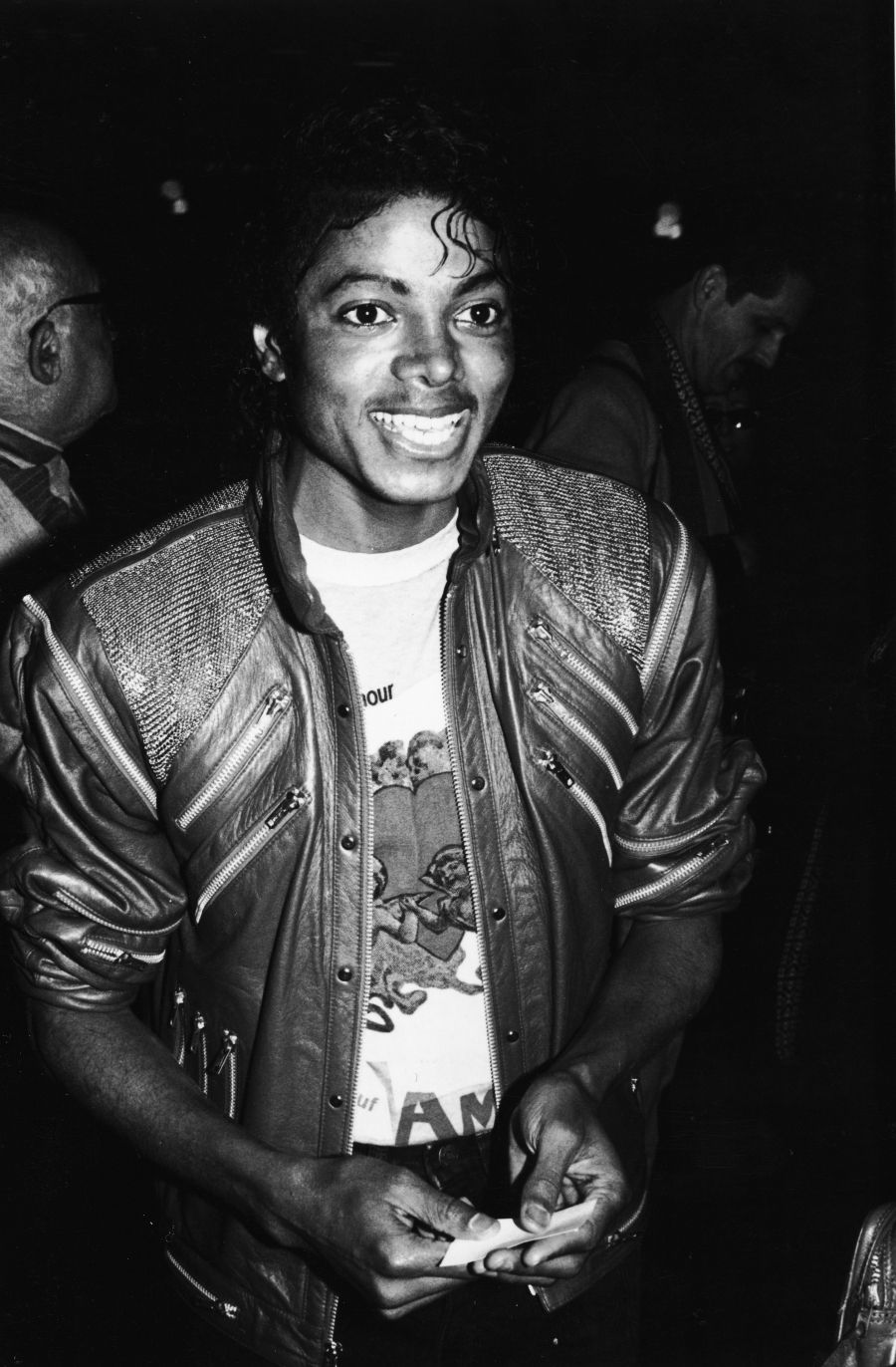 """""""Dreamgirls"""" Opening - After Party Shubert Theater Los Angeles, California March 20, 1983"""