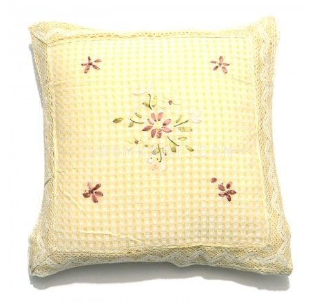Ethnic cotton brown cushion covers 649 Rs at throw away prices up