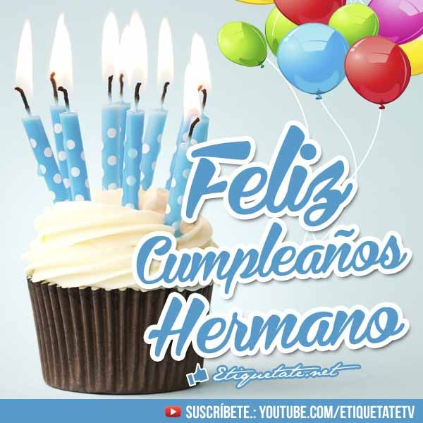 Happy Birthday Quotes For Brother In Spanish: Pin By Juana Torres On Brother