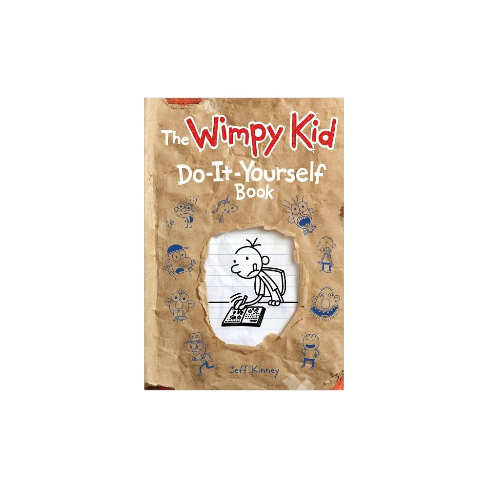 The wimpy kid do it yourself book diary of a wimpy kid series the wimpy kid do it yourself book diary of a wimpy kid series solutioingenieria Gallery
