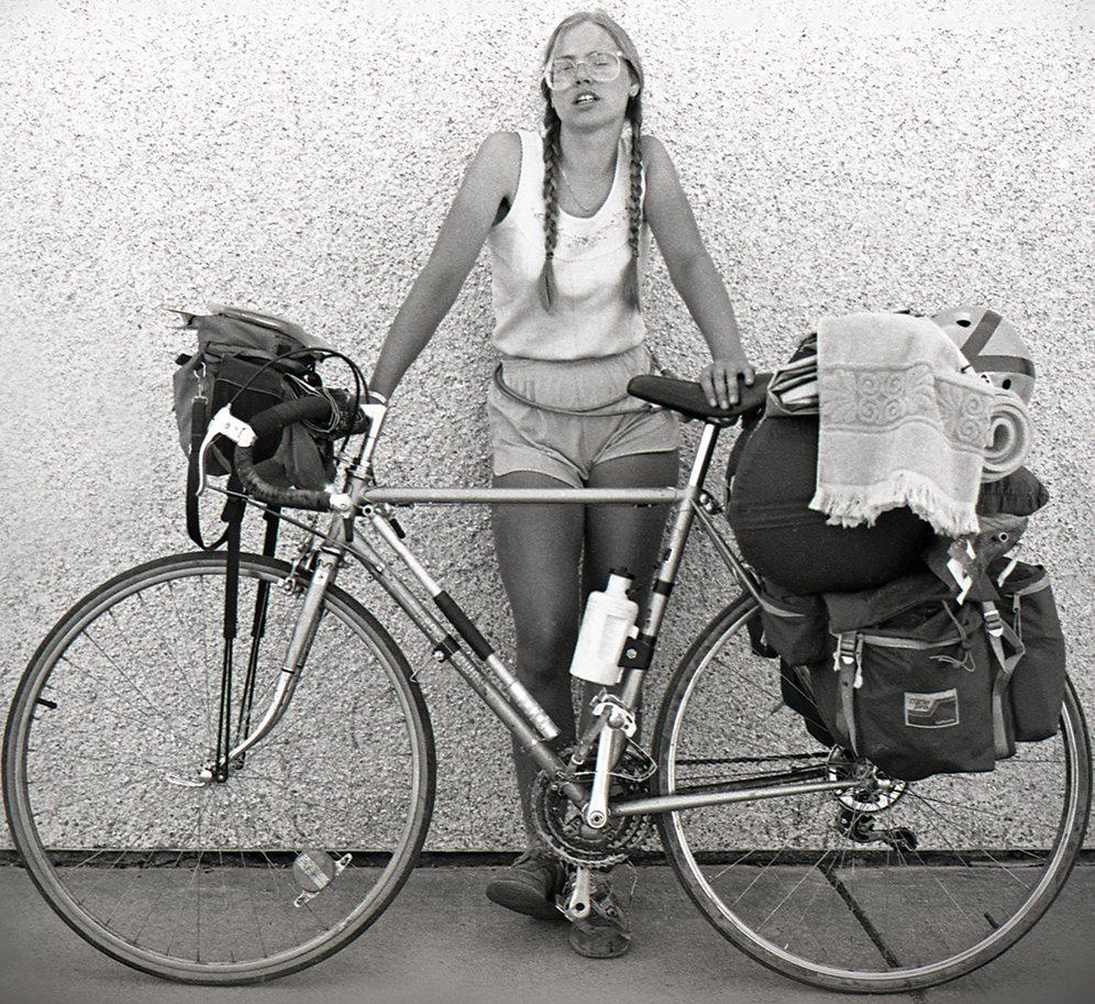 Zoom In Greg Siple S Portraits Of Long Distance Cyclists Cycling Touring Touring Bike Bike Trips