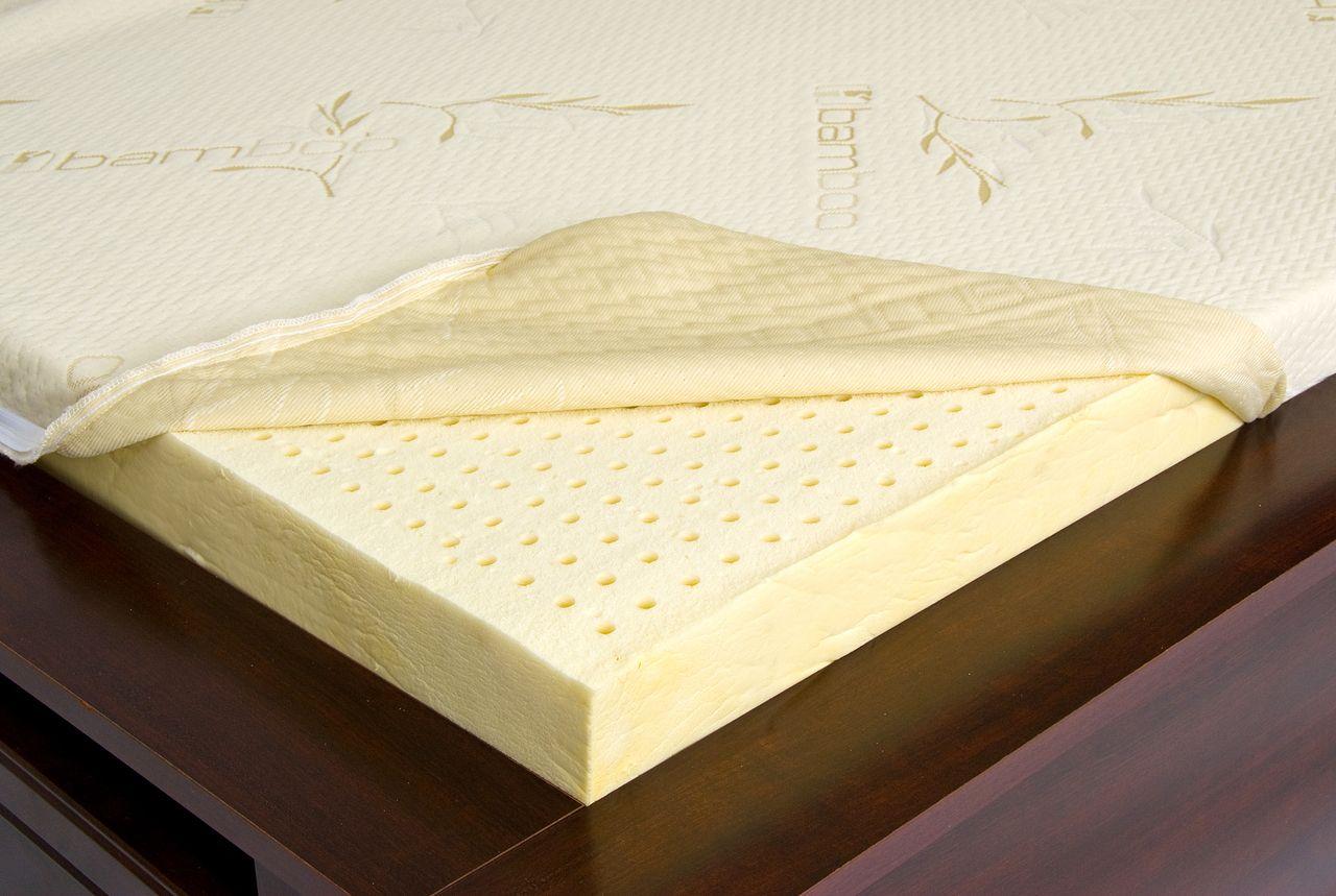 Bamboo Mattresses Picture 1 Epsytvu Memory Foam Mattress Topper Bamboo Mattress Topper Foam Mattress