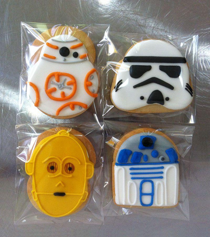 Galletas Star Wars