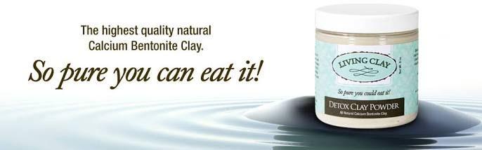 Misturada com vinagre de maça, forma uma pasta, que deve ser usada como mascara facial. Limpa os poros, retira toxinas e previne espinhas!!