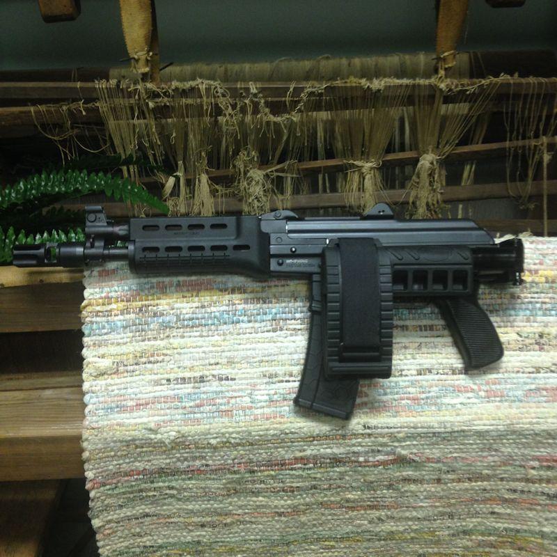 Manticore Arms, SIG, Hex Mag, Zastava, and CNC Warrior Mega